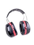 Ear protection gear Royalty Free Stock Photo
