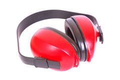 Ear protectors Royalty Free Stock Photo