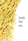 Ear of rice isolate on white background. Stock photo Royalty Free Stock Image