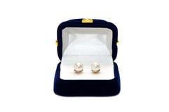 Ear-ring Royalty Free Stock Photos