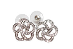 Diamond Jewelry Royalty Free Stock Photography