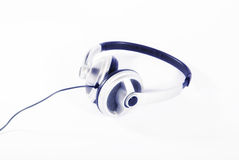 Ear Speakers on white background Royalty Free Stock Images