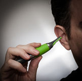 Ear Trimmer Royalty Free Stock Image
