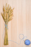 Ear of wheat Stock Photo