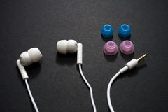 earbuds Стоковое Фото
