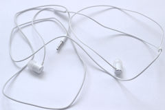 Earbuds Photos stock