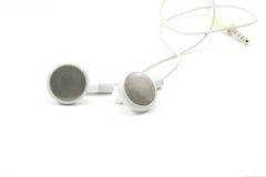 earbuds mp3 стоковое фото