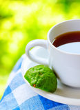 Earl Grey tea with bergamot Stock Photography