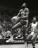 Earl Monroe, Nowy Jork Knicks Obrazy Royalty Free