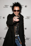Earl Slick Stockbild