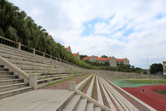 The earliest stadium of xiamen university Royalty Free Stock Photography