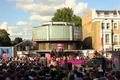 Earls Court, Olimpia 2012 Fotografie Stock
