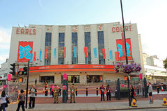 Earls Court, Olympia 2012 Royalty Free Stock Photos