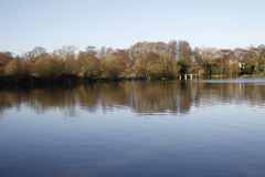 Earlswood lakes Stock Photo
