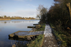 Earlswood lakes Stock Images