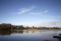 Earlswood lakes Royalty Free Stock Images