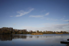 Earlswood lakes Stock Image