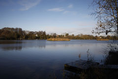 Earlswood lakes Royalty Free Stock Photos