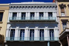 Early 19th Century Building Royalty Free Stock Photography