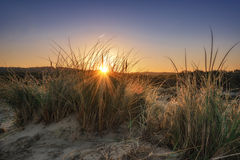 Early, autumn morning Royalty Free Stock Photography