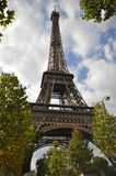 Early autumn in Paris Stock Photography