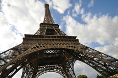 Early autumn in Paris Royalty Free Stock Photography