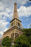 Early autumn in Paris Royalty Free Stock Photos
