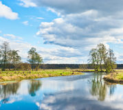 Early autumn scene Royalty Free Stock Images