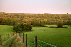 Early Autumn in Surrey Stock Photo