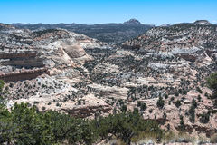 Early Castle Valley landscape, Utah Stock Photos