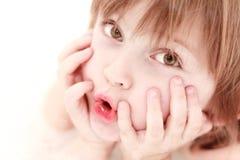 Early childhood Stock Image