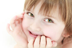 Early childhood Royalty Free Stock Images