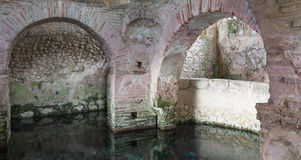 Early Christian baptistery Royalty Free Stock Photos