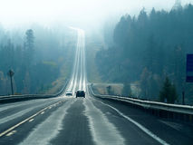 Life is a highway Stock Photography
