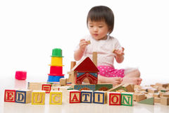Early education Stock Image