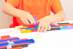 Early education concept Stock Image