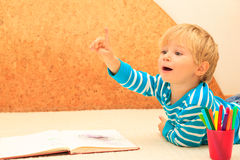 Early education concept Stock Photos