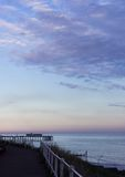 Early Evening, Southwold Stock Image