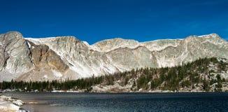 Sow Cap Lake Marie Mountain stock photos