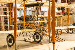 Early Flying Machines Royalty Free Stock Photography