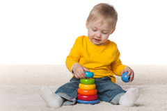 Early learning Stock Photography