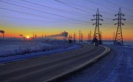Early morning Stock Photo