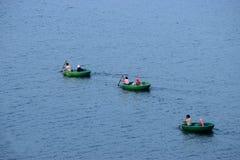 Lake fisher royalty free stock image