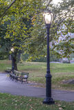 Early morning Central Park, New York City Royalty Free Stock Images