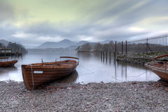 Early Morning Derwentwater Royalty Free Stock Photos