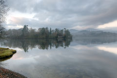Early Morning Derwentwater Stock Photography