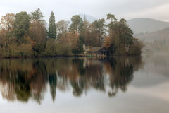 Free Early Morning Derwentwater Royalty Free Stock Photo - 27316065
