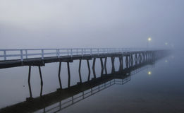 Early Morning Fog Royalty Free Stock Image