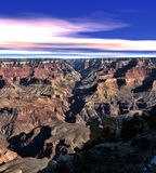 Grand Canyon Arizona Royalty Free Stock Image