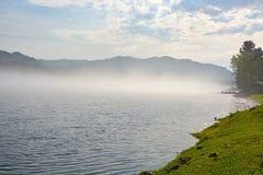 Early morning at the lake Royalty Free Stock Photo